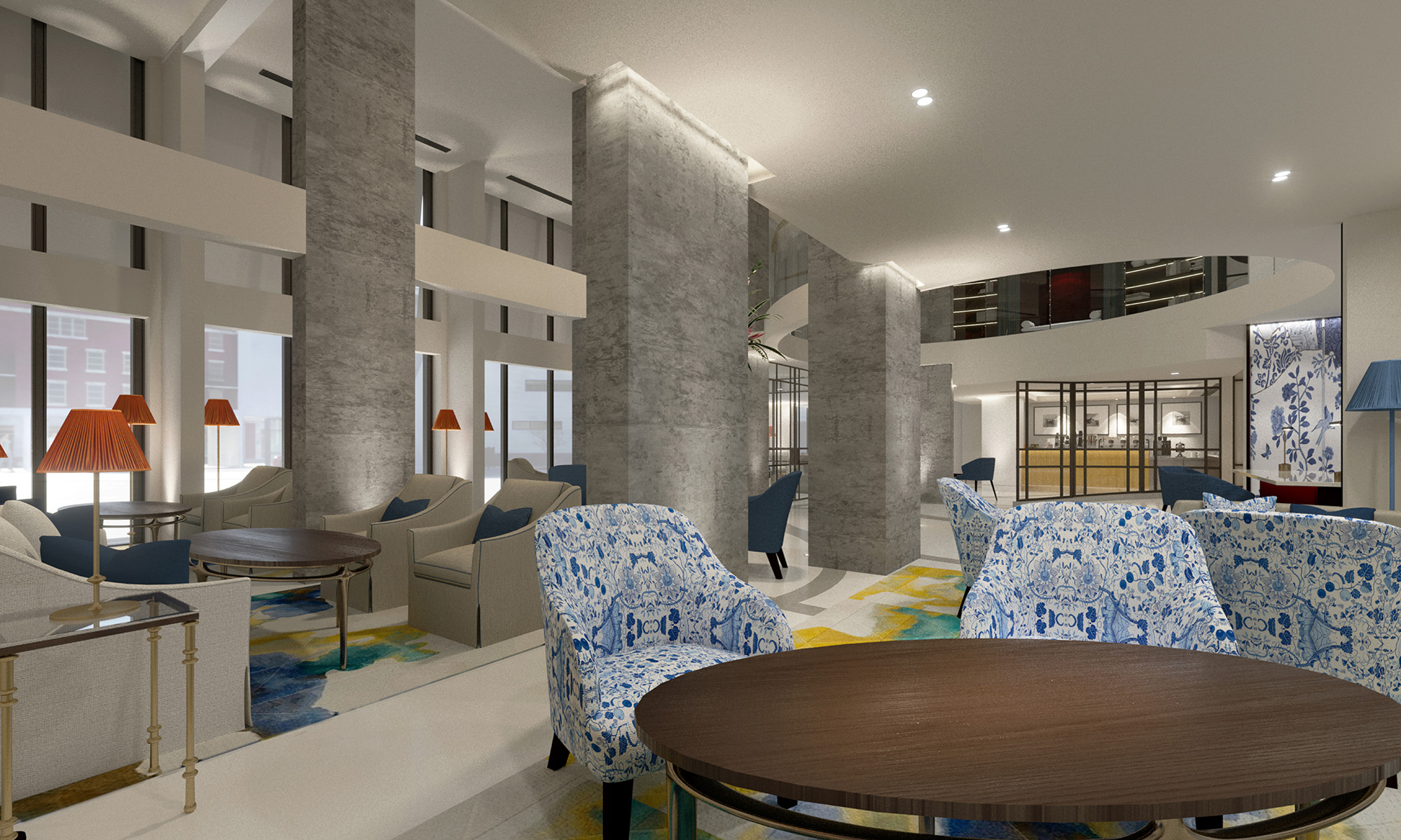The merchant house in bahrain joins small luxury hotels for The luxury collection hotel